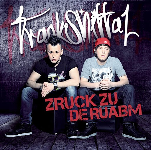 Trackshittaz альбом Zruck zu de Ruabm