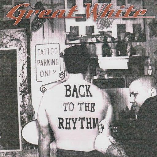 Great White альбом Back to the Rhythm
