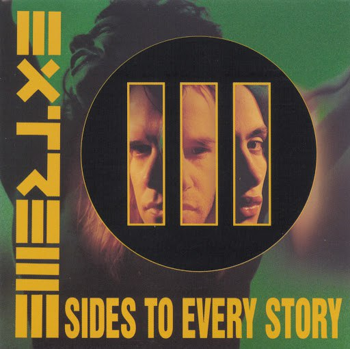 Extreme альбом III Sides To Every Story