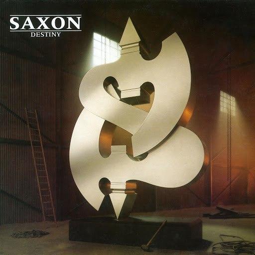 Saxon альбом Destiny