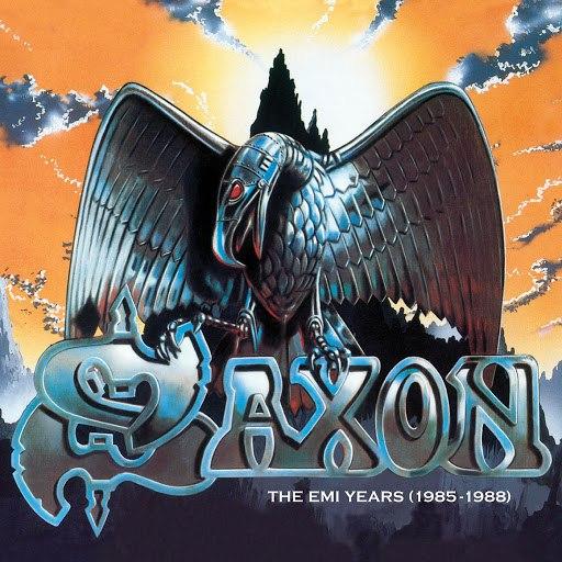 Saxon альбом The EMI Years (1985-1988)