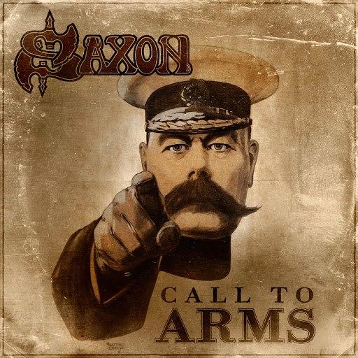 Saxon альбом Call To Arms