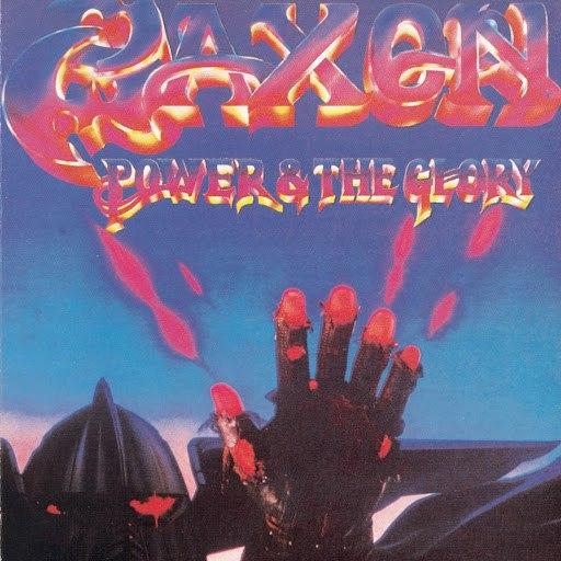 Saxon альбом Power And The Glory