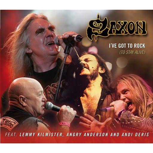 Saxon альбом I've Got To Rock (To Stay Alive)
