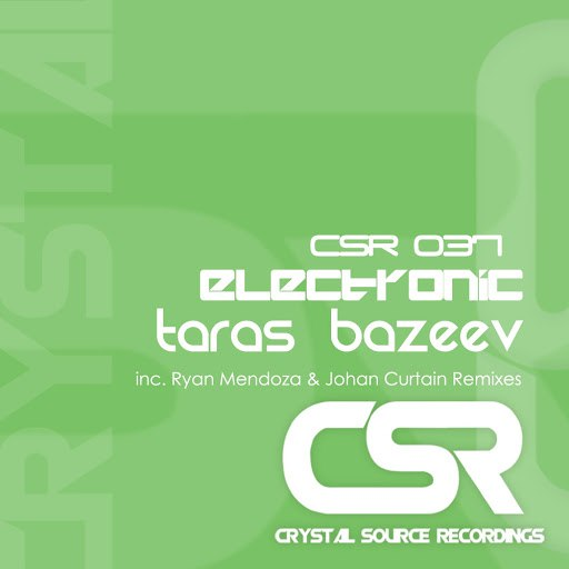 Taras Bazeev альбом Electronic