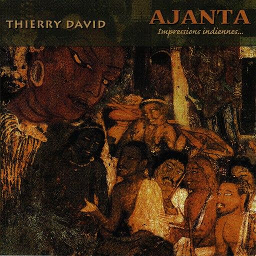 Thierry David альбом Ajanta