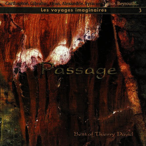 Thierry David альбом Passage