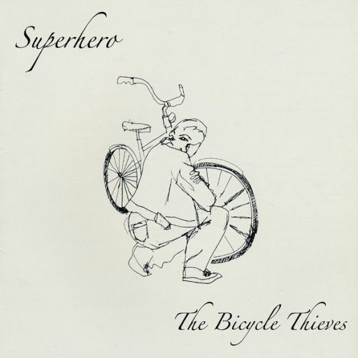 Superhero альбом 'The Bicycle Thieves'