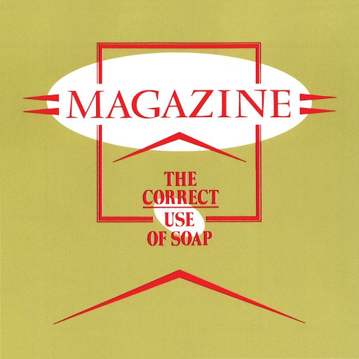 Magazine альбом The Correct Use Of Soap