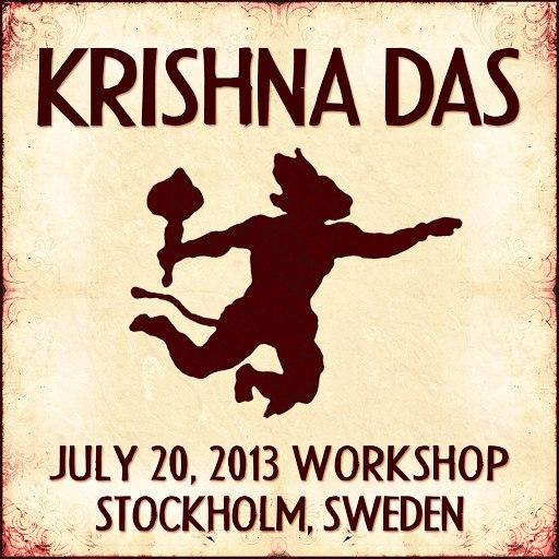 Krishna Das альбом Live Workshop in Stockholm, SE - 07/20/2013