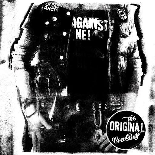 Against Me! альбом The Original Cowboy