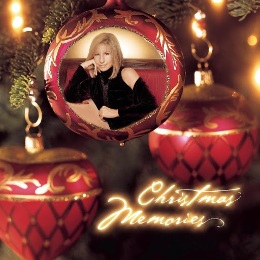 Barbra Streisand альбом Christmas Memories