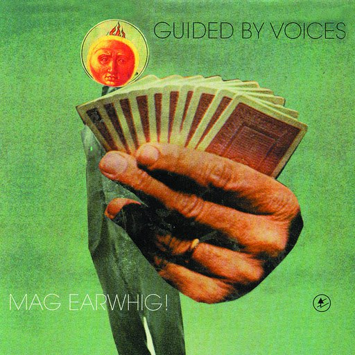 Guided By Voices альбом Mag Earwhig!