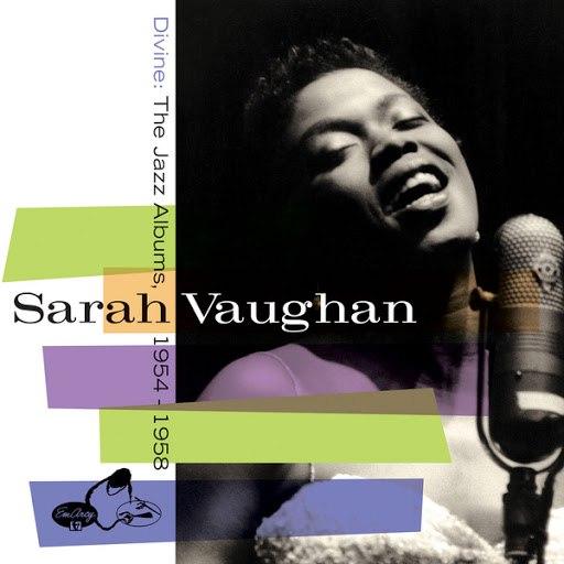 Sarah Vaughan альбом Divine: The Jazz Albums 1954-1958