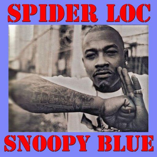 SPIDER LOC альбом Snoopy Blue