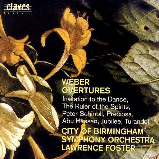 Carl Maria Von Weber альбом Weber: Overtures