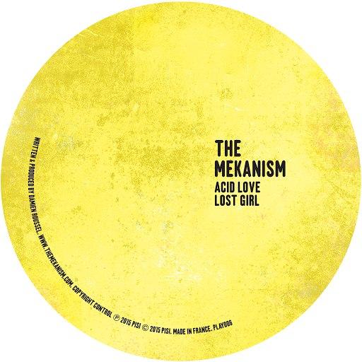 The Mekanism альбом Acid Love