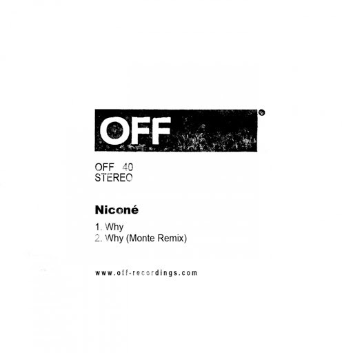 Nicone альбом Why