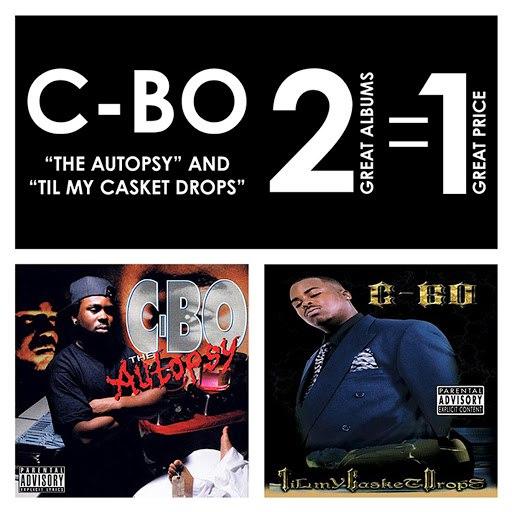 C-Bo альбом The Autopsy / Til My Casket Drops