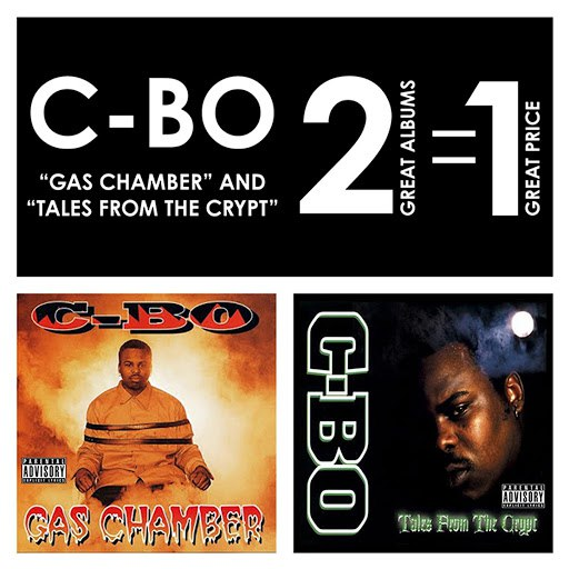 C-Bo альбом Gas Chamber / Tales From The Crypt
