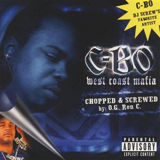 C-Bo альбом West Coast Mafia (Chopped & Screwed)