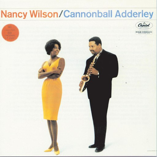 Nancy Wilson альбом Nancy Wilson/Cannonball Adderley