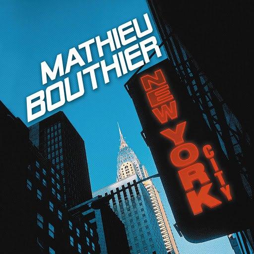 Mathieu Bouthier альбом New York City