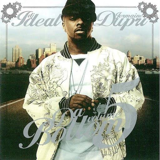 Jermaine Dupri альбом Da Bottom, Vol.5 - Chopped Not Slopped By OG Ron C
