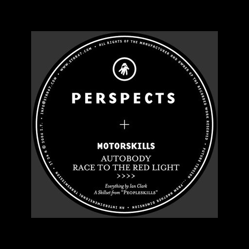Perspects альбом Motorskills