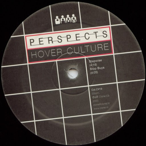 Perspects альбом Hoverculture