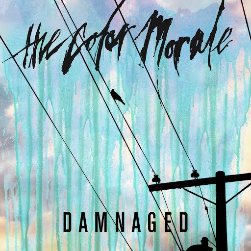 The Color Morale альбом Damnaged