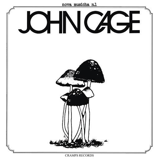 John Cage альбом John Cage