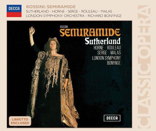 Gioacchino Rossini альбом Rossini: Semiramide