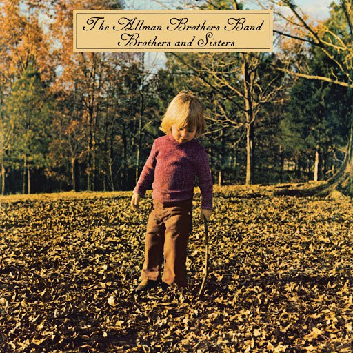 The Allman Brothers Band альбом Brothers And Sisters