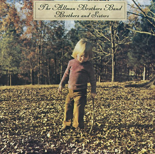 The Allman Brothers Band альбом Brothers & Sisters