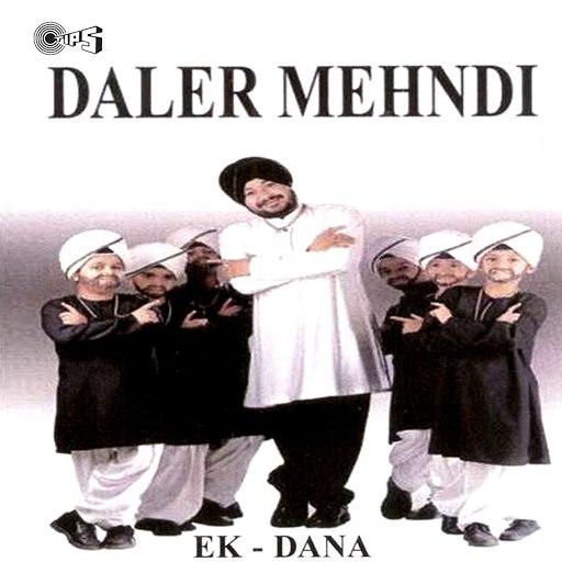 Daler Mehndi альбом Ek - Dana