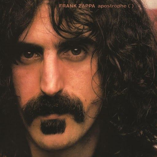 Frank Zappa альбом Apostrophe(')