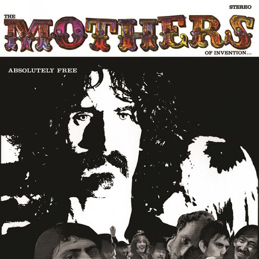 Frank Zappa альбом Absolutely Free