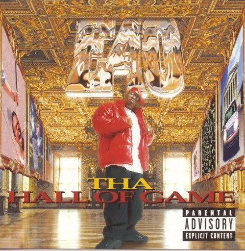E-40 альбом Tha Hall Of Game
