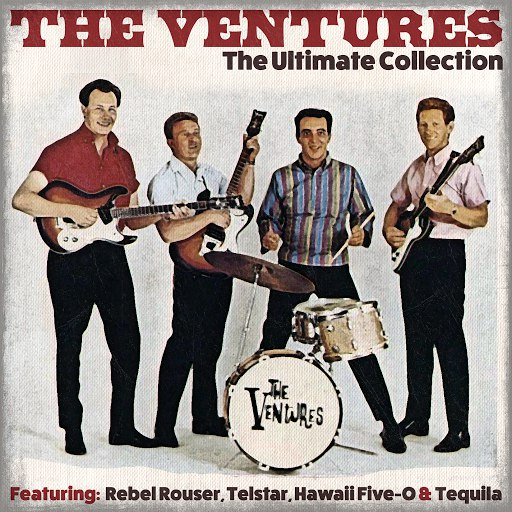 The Ventures альбом The Ultimate Collection
