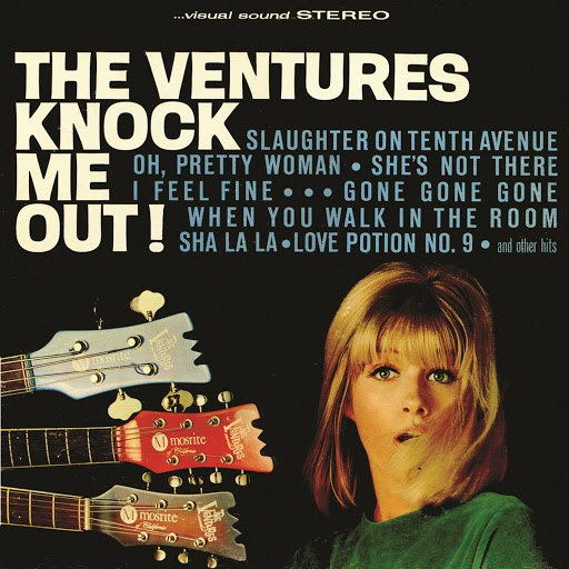 The Ventures альбом Knock Me Out!
