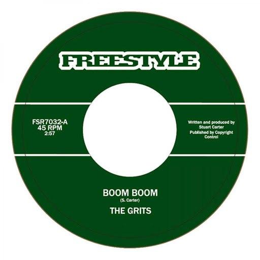 The Grits альбом Boom Boom