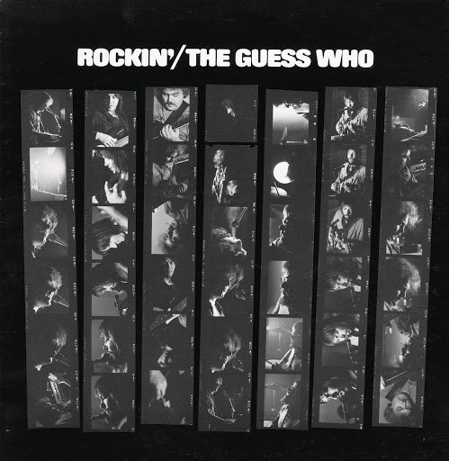 The Guess Who альбом Rockin'