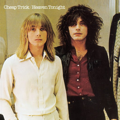 Cheap Trick альбом Heaven Tonight