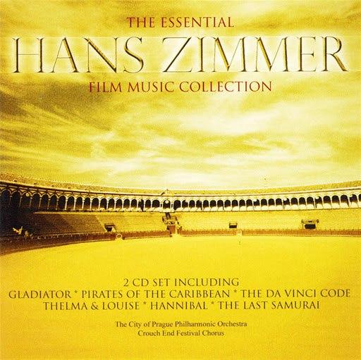 The City Of Prague Philharmonic Orchestra альбом Film Music of Hans Zimmer - Vol.1