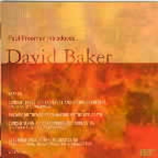 Paul Freeman альбом Paul Freeman Introduces David Baker