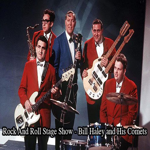 Bill Haley альбом Rock and Roll Stage Show