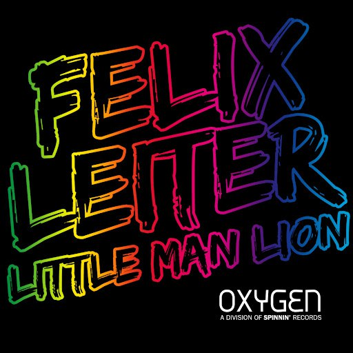 Felix Leiter альбом Little Man Lion