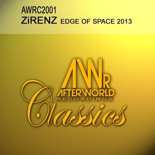 Zirenz альбом Edge of Space 2013 - The Remixes