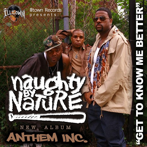 Naughty By Nature альбом Get to Know Me Better